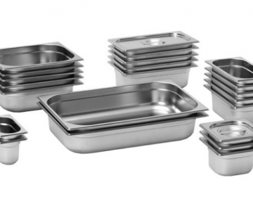 GASTRONORME PAN AND LID